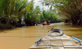 Mekong river, Vietnam. Credit: Thomas Depenbusch (Depi) CC by 2.0