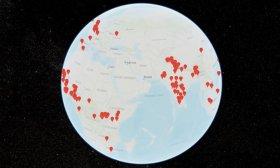 Medicine Quality Monitoring Globe