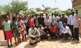 WWARN workshop participants