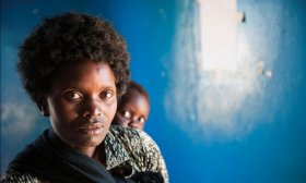 Adjusting the dosing for pregnant women and small children. Credit: Bill & Melinda Gates Foundation