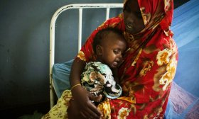 malaria and malnourishment