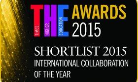 International Collaboration of the Year logo