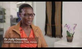 Dr Judy Omumbo