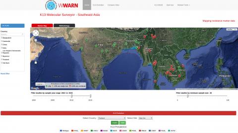 WWARN makes online mapping software open source | Worldwide