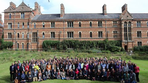 Plus de 200 délégués ont assisté à la conférence MQPH 2018